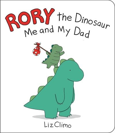 LB Kids Rory the Dinosaur: Me and My Dad
