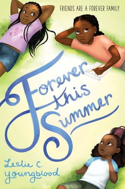 Little, Brown Books for Young Readers Forever This Summer