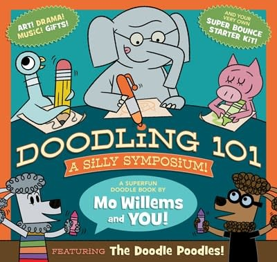 Hyperion Books for Children Doodling 101: A Silly Symposium