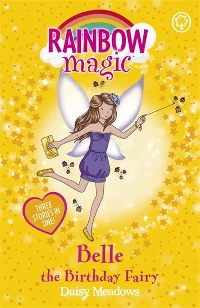 Orchard Books Rainbow Magic: Belle the Birthday Fairy