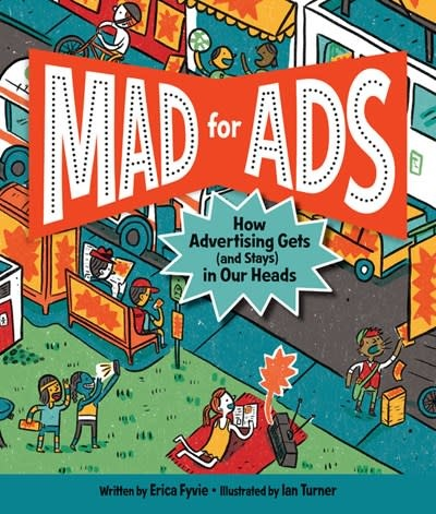 Kids Can Press Mad for Ads