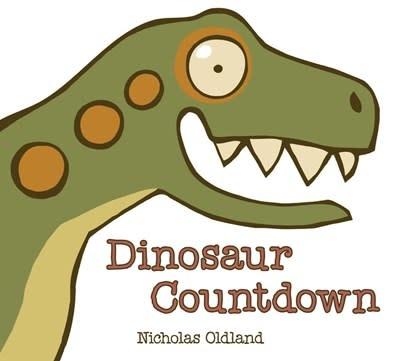 Kids Can Press Dinosaur Countdown