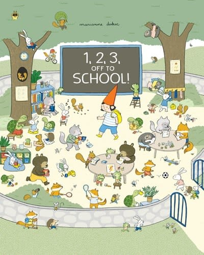 Kids Can Press 1, 2, 3, Off to School!