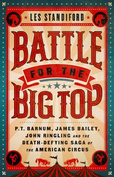 PublicAffairs Battle for the Big Top