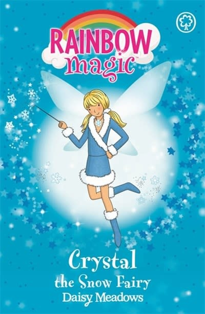 Orchard Books Rainbow Magic: Crystal The Snow Fairy