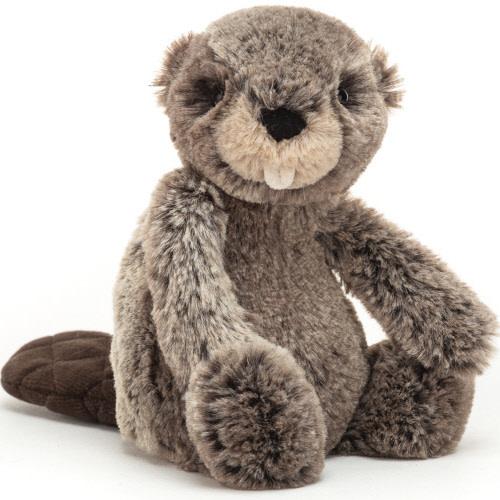Jellycat Bashful Beaver (Small Plush)