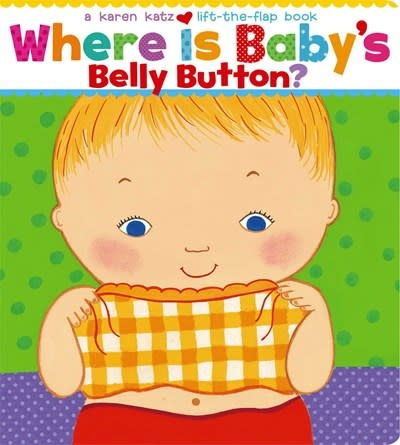 Katz Baby: Where Is Baby's Belly Button?