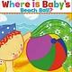 Little Simon Katz Baby: Where is Baby's Beach Ball?