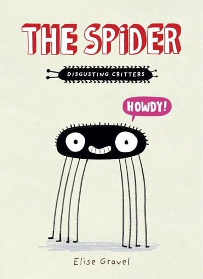 Disgusting Critters: The Spider