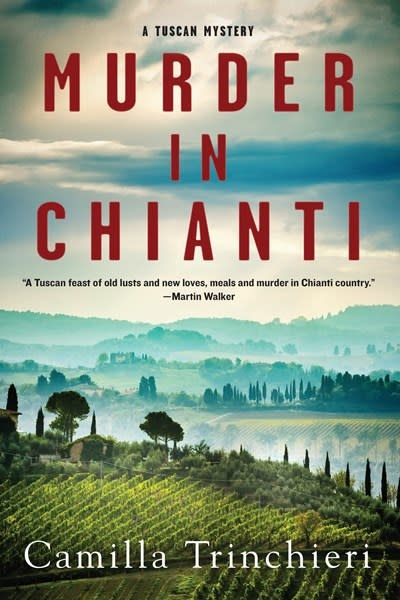 Soho Crime Tuscan Mysteries #1 Murder in Chianti