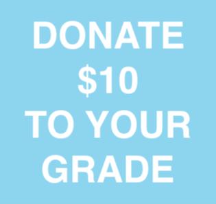 $10 Donation to Springer: 1st Grade