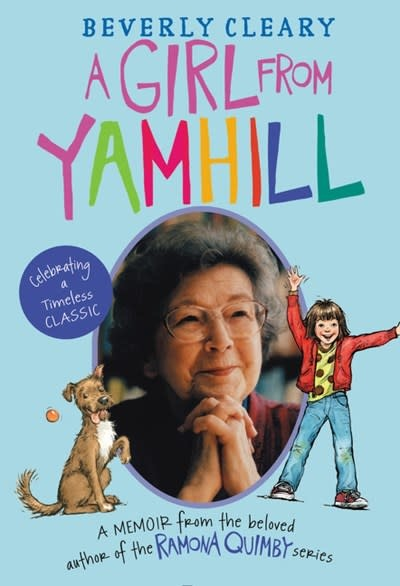 HarperCollins A Girl from Yamhill