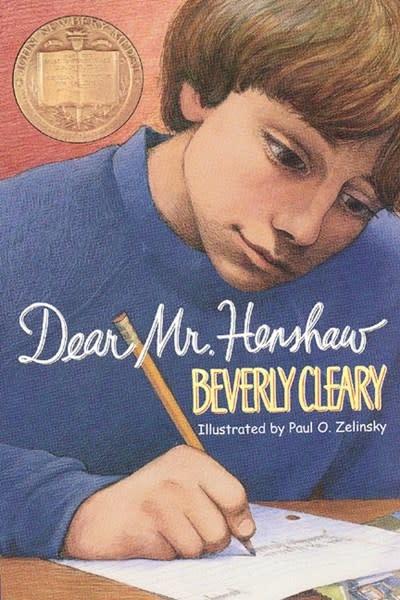 HarperCollins Dear Mr. Henshaw