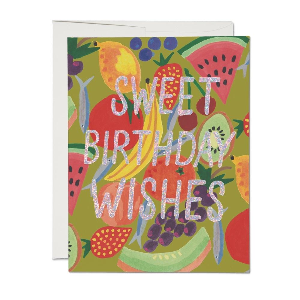 Fruity Birthday (Birthday Card)
