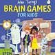Arcturus Alan Turing's Brain Games for Kids