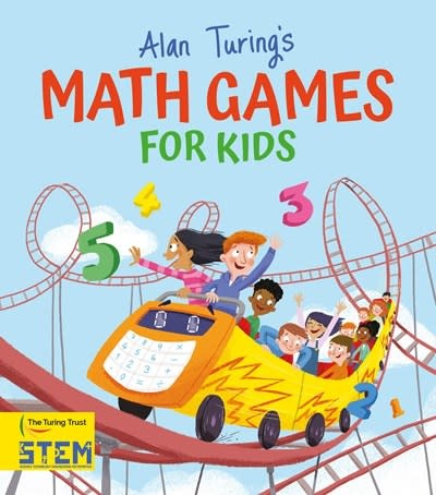 Arcturus Alan Turing's Math Games for Kids