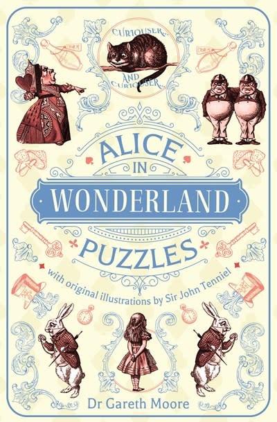 Sirius Alice in Wonderland Puzzles