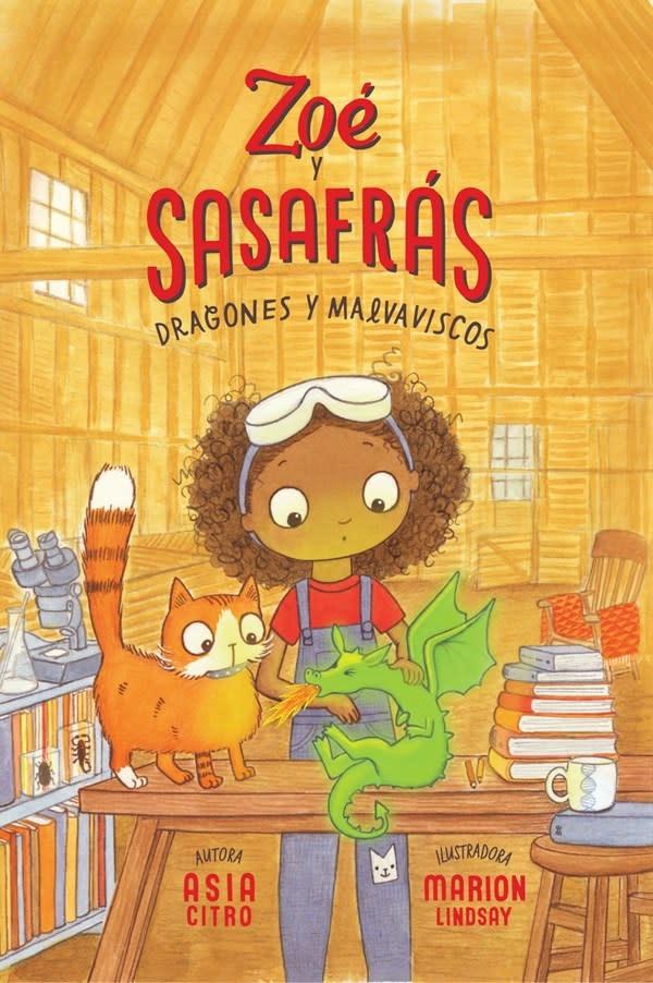 The Innovation Press Zoé y Sasafras: Dragones y malvaviscos