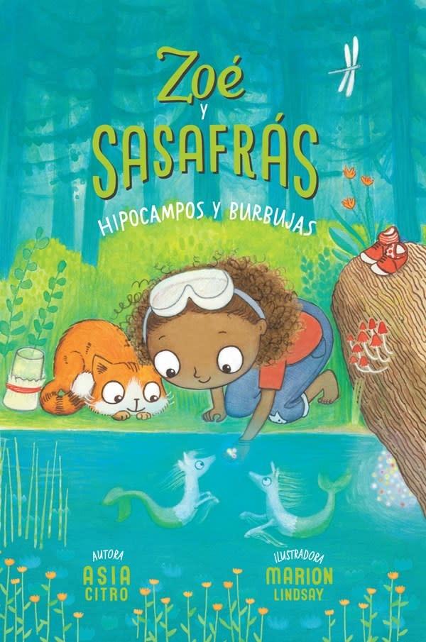 The Innovation Press Zoé y Sasafras: Hipocampos y burbujas