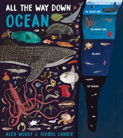 Book House All the Way Down: Ocean