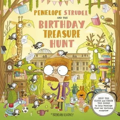 Frances Lincoln Children's Books Penelope Strudel
