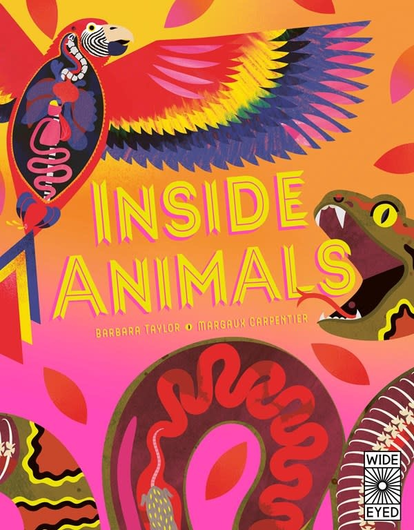 Wide Eyed Editions Inside Animals
