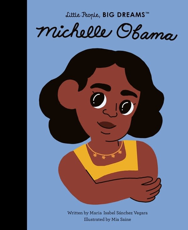 Frances Lincoln Children's Books Michelle Obama