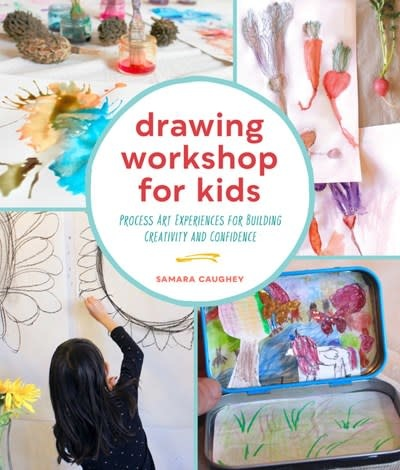 Quarry Books Drawing Workshop for Kids