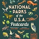 Wide Eyed Editions National Parks of the USA Postcards