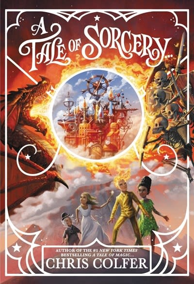 Little, Brown Books for Young Readers A Tale of Sorcery...