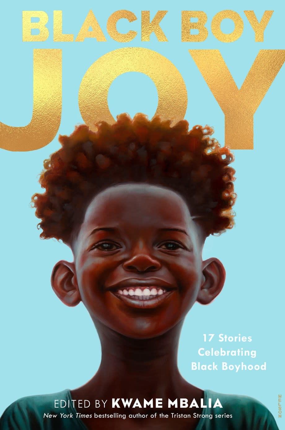 Delacorte Books for Young Readers Black Boy Joy