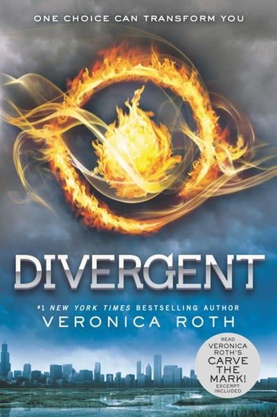 Katherine Tegen Books Divergent 01