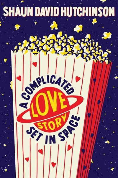 Simon & Schuster Books for Young Readers A Complicated Love Story Set in Space