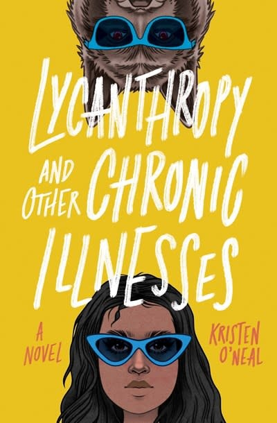 Quirk Books Lycanthropy and Other Chronic Illnesses