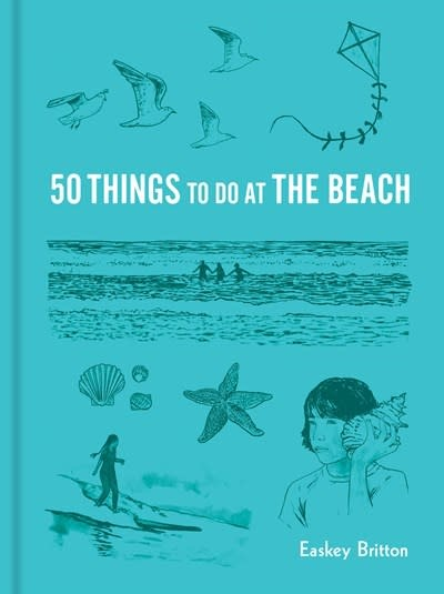 Princeton Architectural Press 50 Things to Do at the Beach