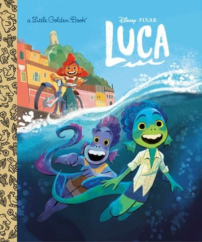 Golden/Disney Disney/Pixar Luca Little Golden Book (Disney/Pixar Luca)