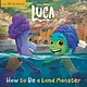 RH/Disney Disney/Pixar Luca Deluxe Pictureback (Disney/Pixar Luca)