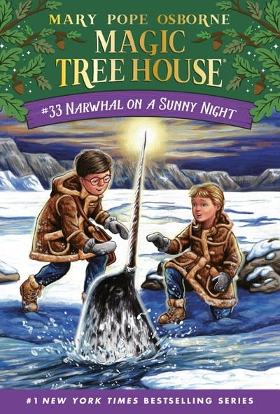 Random House Books for Young Readers Narwhal on a Sunny Night