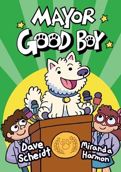 Random House Graphic Mayor Good Boy
