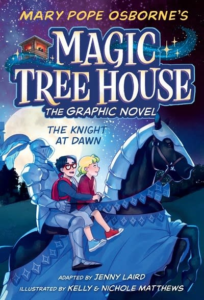 Random House Books for Young Readers The Knight at Dawn Graphic Novel