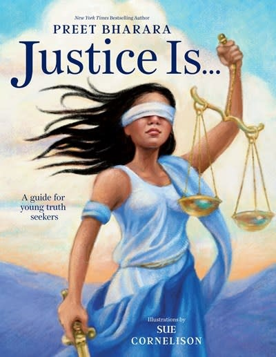 Crown Books for Young Readers Justice Is...