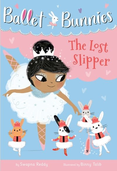 Random House Books for Young Readers Ballet Bunnies #4: The Lost Slipper
