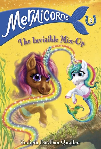 Random House Books for Young Readers Mermicorns 03: The Invisible Mix-Up