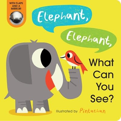 Random House Books for Young Readers Elephant, Elephant, What Can You See?