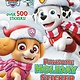 Golden Books Pawsome Holiday Sticker Party! (PAW Patrol)