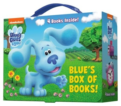 Random House Books for Young Readers Blue's Box of Books (Blue's Clues & You)
