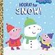 Golden Books Peppa Pig: Hooray for Snow! (Little Golden Book)
