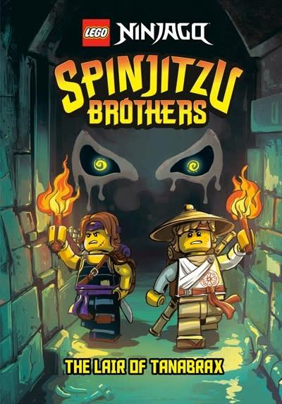 Random House Books for Young Readers Spinjitzu Brothers #2: The Lair of Tanabrax (LEGO Ninjago)