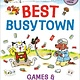 Golden Books Richard Scarry's Best Busytown Games & Activity Book