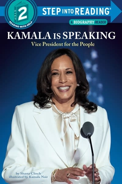 Random House Books for Young Readers Kamala Is Speaking